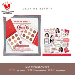 Harga msg eyeshadow palette sasa | HARGALOKA.COM
