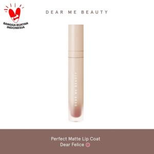 Harga dear me perfect matte lip coat   dear | HARGALOKA.COM