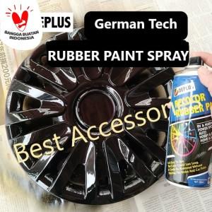 Harga rubber paint cat semprot velg body mobil x6   | HARGALOKA.COM