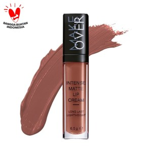 Harga make over intense matte lip cream 014 | HARGALOKA.COM
