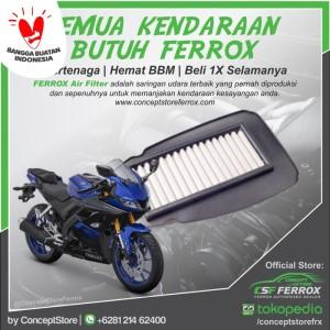 Harga filter udara ferrox yamaha r15 v3   HARGALOKA.COM