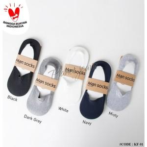 Harga kaos kaki dibawah mata kaki invisible hidden sock sepatu wakai | HARGALOKA.COM