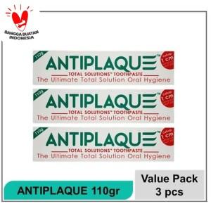 Info Antiplaque 75gr Paket 3pcs Katalog.or.id