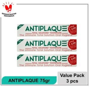 Katalog Antiplaque 75gr Paket 3pcs Katalog.or.id