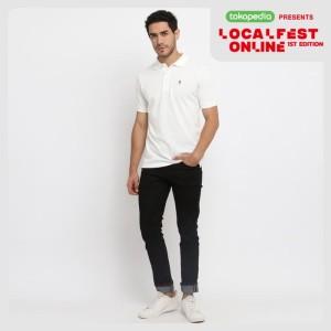 Harga papperdine jeans 211 black slim fit 11 5 oz 39 selvedge 39 stretch   | HARGALOKA.COM