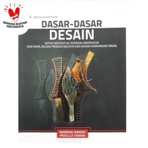 Harga buku arsitektur seni rupa dasar dasar desain komunikasi visual | HARGALOKA.COM