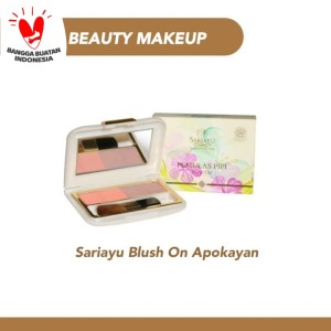 Info Blush On Sariayu Katalog.or.id