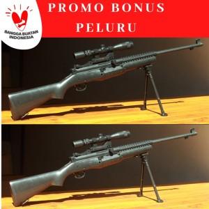Harga sniper johnson m1941 mainan tembakan kokang dcobra | HARGALOKA.COM