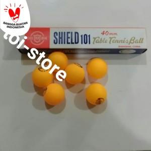 Harga bola pingpong tenis meja shield 40mm murah | HARGALOKA.COM