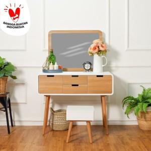 Harga the olive house set meja rias helsinki console set   euro | HARGALOKA.COM