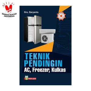 Harga buku teknik pendingin ac freezer   HARGALOKA.COM