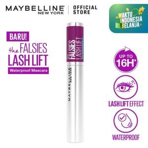 Harga maybelline the falsies lash lift waterproof very black   HARGALOKA.COM