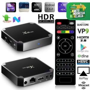 Harga new android 7 1 android tv box x96 mini ram 2g rom | HARGALOKA.COM