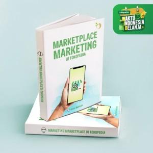 Harga buku marketplace marketing di tokopedia by om   HARGALOKA.COM
