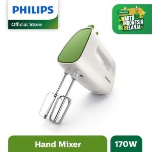 Harga philips mixer hand mixer  green   hr1552 | HARGALOKA.COM