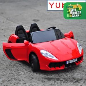 Harga mobil aki yukita ysa 021 12 volt bisa muat 2 orang dewasa   | HARGALOKA.COM