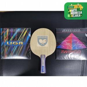 Harga bat tenis meja donic persson exclusive off ekonomis kualitas top | HARGALOKA.COM