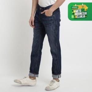 Harga papperdine 008 enzyme slim fit celana panjang jeans pria selvedge   | HARGALOKA.COM