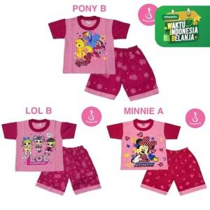 Harga katalog baju setelan anak perempuan pink size o shirton grosir   pilih gambar size o   HARGALOKA.COM