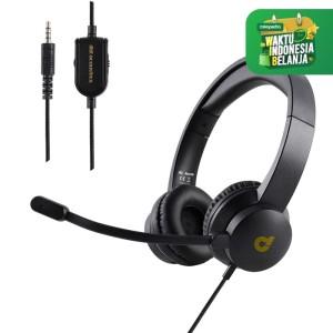 Harga dbe hso100 comfortable office headset | HARGALOKA.COM