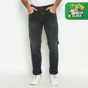 Harga papperdine 311 vintage grey celana panjang jeans pria selvedge   | HARGALOKA.COM