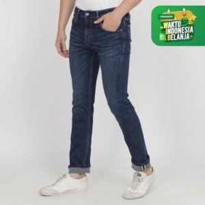 Harga papperdine jeans 212 enzyme selvedge stretch celana pria panjang   | HARGALOKA.COM