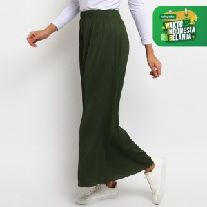 Harga bawahan muslim wanita le najwa nazwa kulot prisket premium   | HARGALOKA.COM