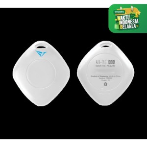 Harga alcatroz bluetooth air tag 1000 twin | HARGALOKA.COM