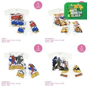 Harga katalog baju setelan anak laki laki size s shirton grosir   pilih gambar size   HARGALOKA.COM