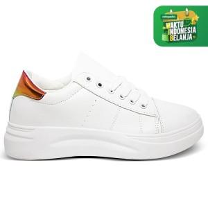 Harga homyped lsp 1905 sepatu sneakers wanita putih   | HARGALOKA.COM