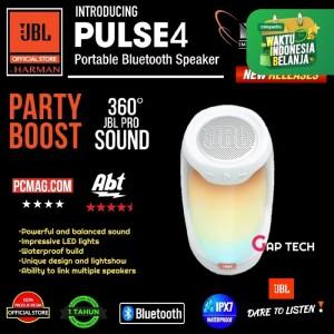 Harga jbl pulse 4 pulse4 successor pulse 3 portable bluetooth speakers   | HARGALOKA.COM