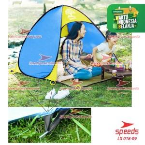 Harga tenda camping terbuka otomatis untuk 2 orang tenda piknik 018 09   | HARGALOKA.COM