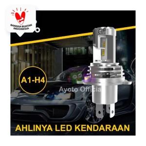 Katalog Lampu Led Mobil H4 Hight Low Beam Katalog.or.id