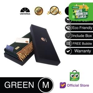 Harga sajadah green m sajadah hijabers travel anak bulu kulit | HARGALOKA.COM