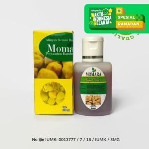 Harga momara minyak kemiri bakar untuk rambut bayi dan balita isi | HARGALOKA.COM