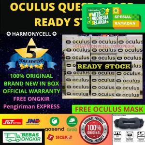 Harga oculus quest 2 64gb advanced all in one vr headset   64 | HARGALOKA.COM