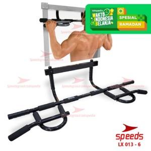 Harga speeds multi grip chin up bar iron gym pull up | HARGALOKA.COM