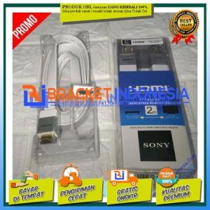Harga kabel hdmi kwlaitas super merk sony original panjang 2 meter | HARGALOKA.COM