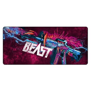 Harga gaming mouse pad xl 300 x 800 mm model 3 desk mat   mp005   | HARGALOKA.COM