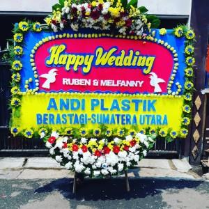 Harga karangan bunga toko bunga gunung jakarta | HARGALOKA.COM