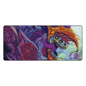 Harga gaming mouse pad xl 300 x 800 mm model 1 desk mat   mp005   | HARGALOKA.COM