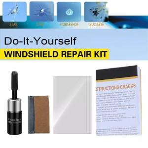 Harga kirim cepat gosend grab windshield repair kit perbaiki kaca   HARGALOKA.COM