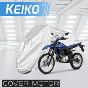 Harga cover sarung tutup motor jumbo waterproof klx 150 sh150i yzf r25 | HARGALOKA.COM