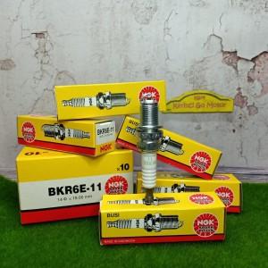 Harga busi mobil ngk bkr6e 11 spark plug daihatsu espass efi   | HARGALOKA.COM