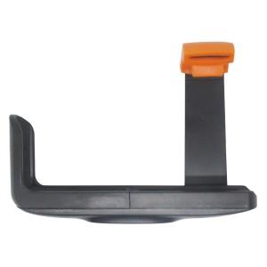 Harga universal holder l clamp orange flip for smartphone up to 6 inch | HARGALOKA.COM