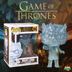 Harga funko pop game of thrones got   crystal night king with | HARGALOKA.COM