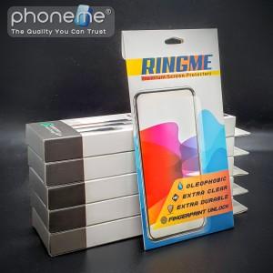 Harga infinix hot note x551 ringme nano glass tempered matte bening   ringme nanoglass | HARGALOKA.COM