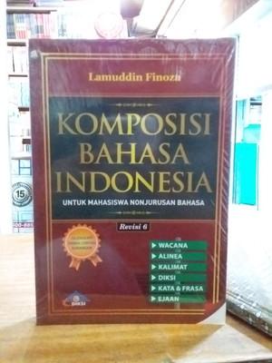 Harga komposisi bahasa indonesia revisi | HARGALOKA.COM