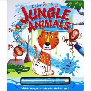 Harga buku water painting jungle | HARGALOKA.COM