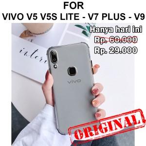 Harga froz soft case vivo v5 v5s lite v7 plus v9 casing hp cover silikon tpu   vivo v9   HARGALOKA.COM